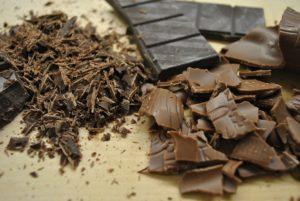 Dieta anti-acne e cioccolato
