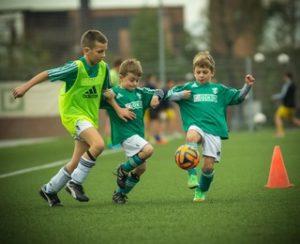 Sport amico dei bambini