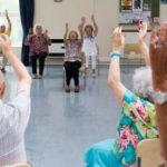 Insegna fitness a 99 anni