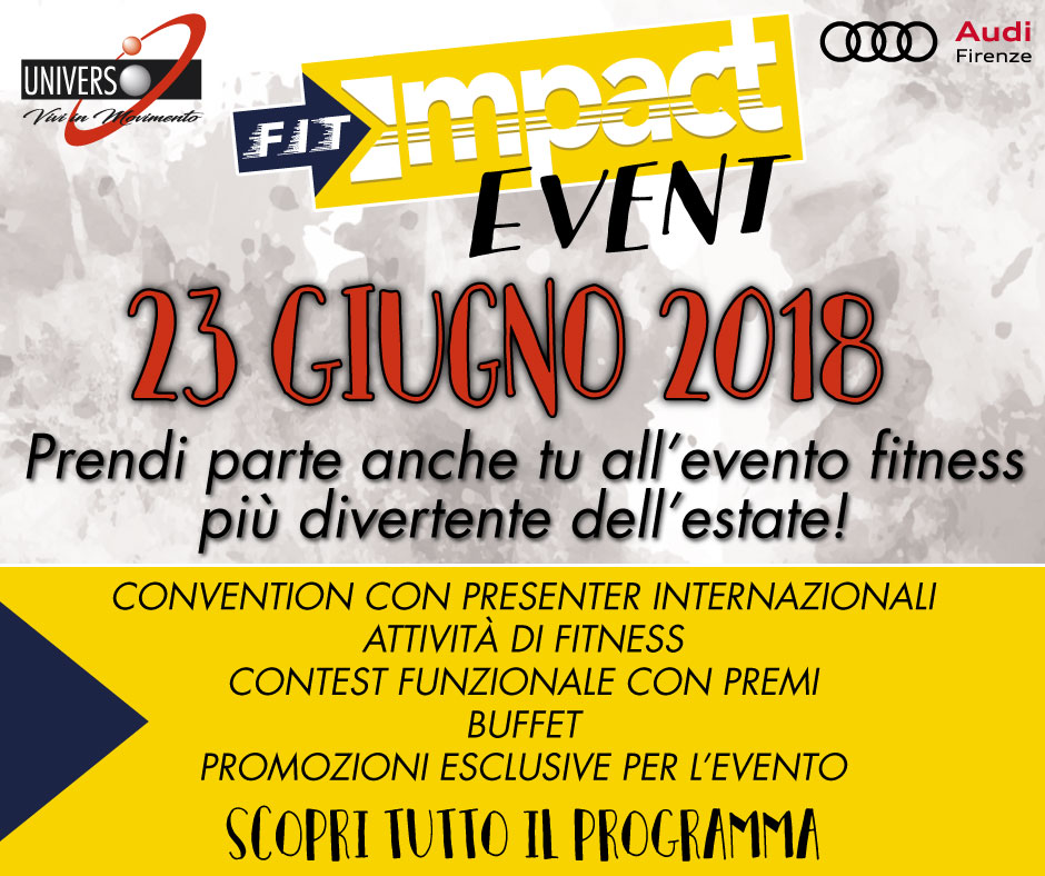 Fit Impact Event a Prato