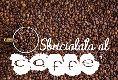 Sbriciolata al caffè
