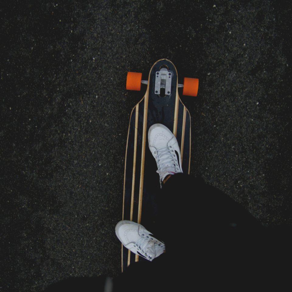 Lo Skateboard come mezzo di trasporto
