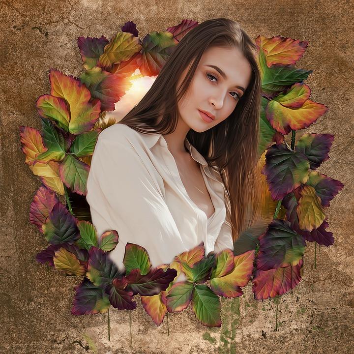 autunno e cura del viso