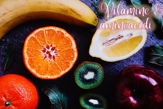 Vitamine e aminoacidi