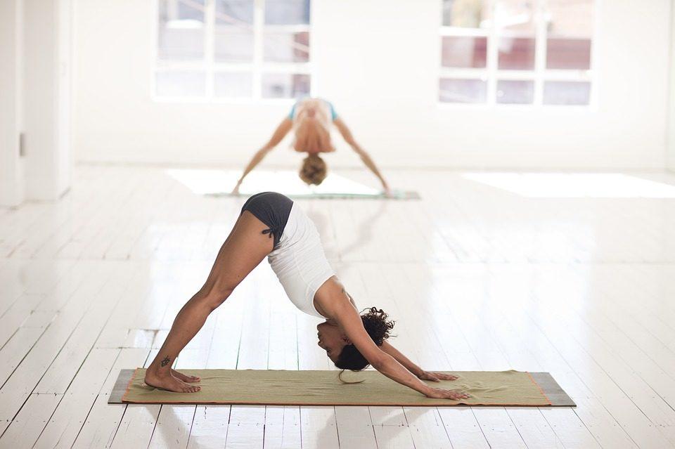 Stretching e respirazione