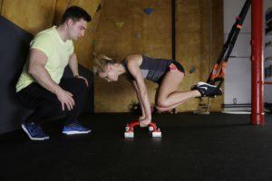 Interrompere gli allenamenti