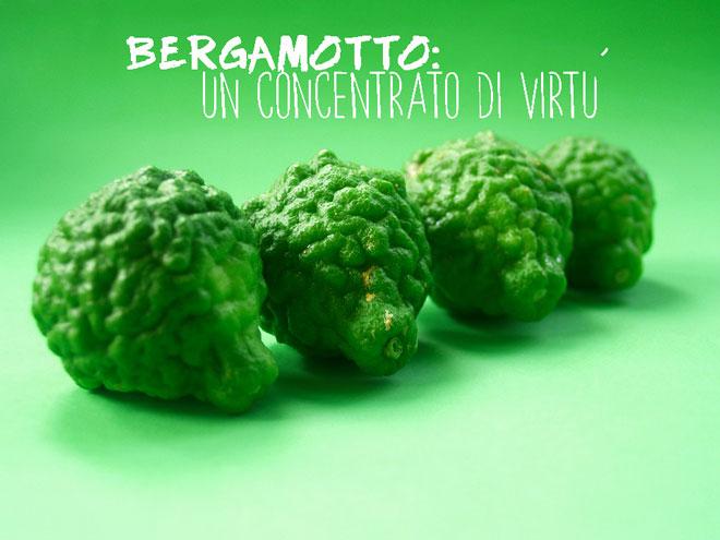 Bergamotto: un concentrato di virtù.