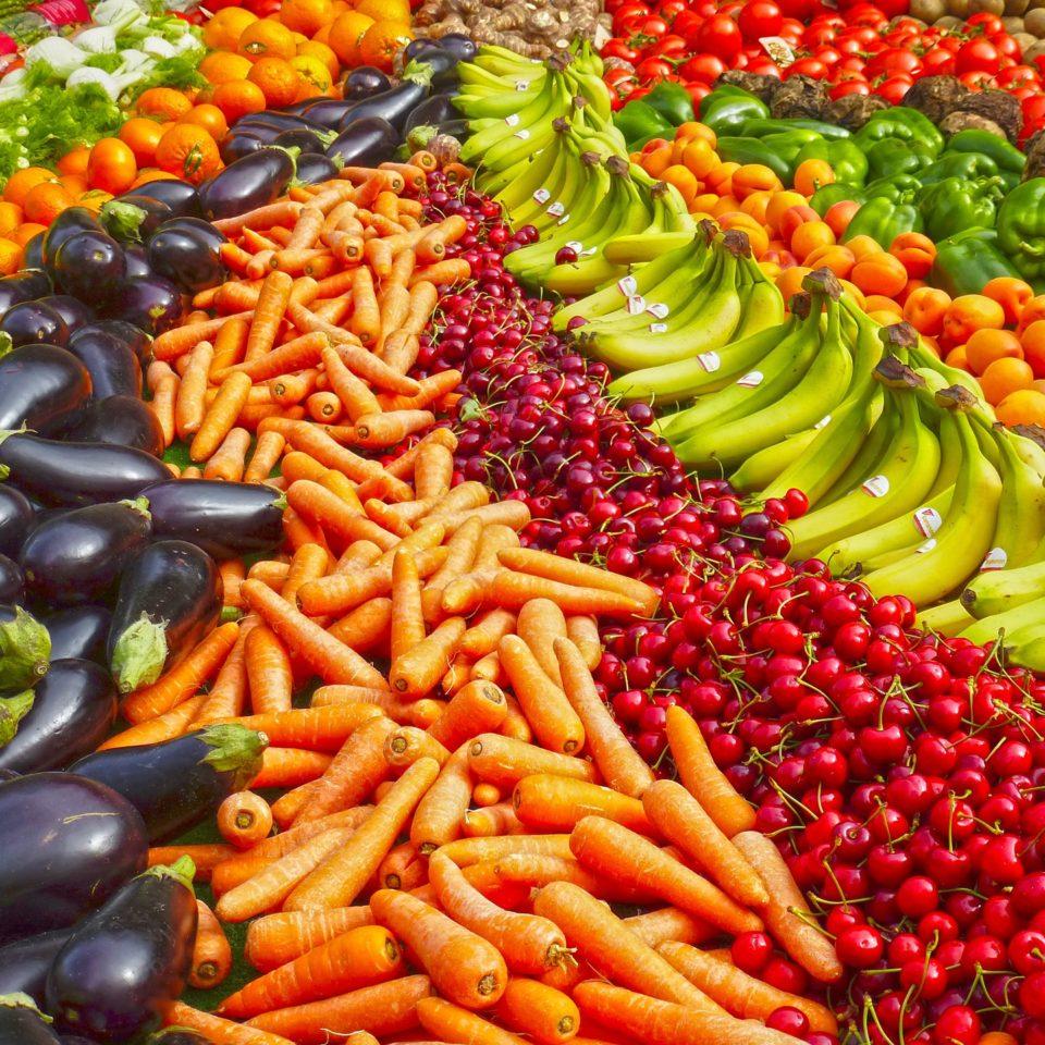 Un giorno a tutta frutta e verdura
