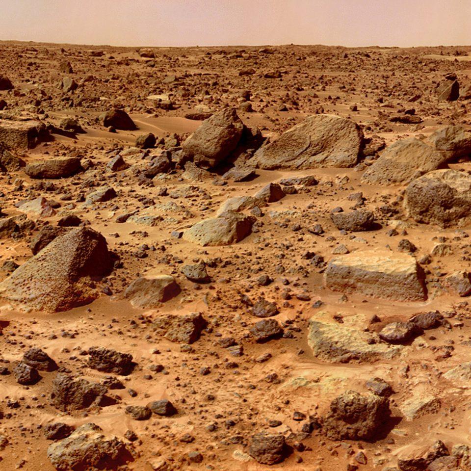 Confermata la presenza di metano su Marte