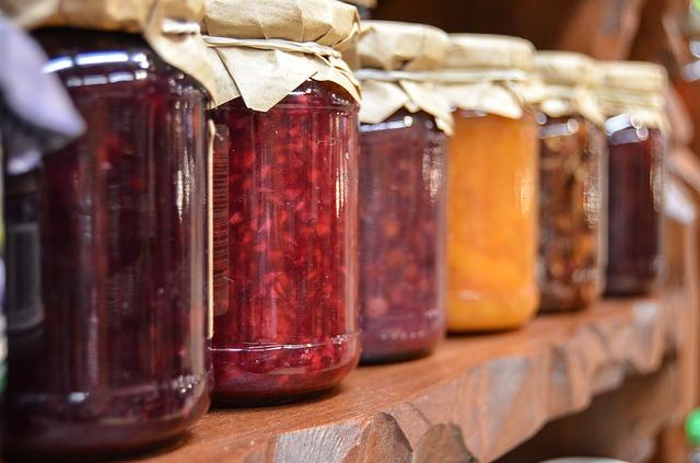 marmellate e confetture biologiche