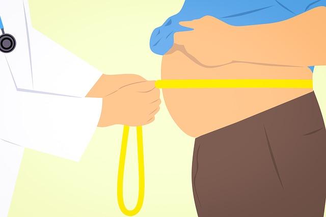 problema obesità