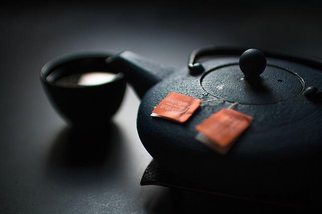 Il tè verde ed il segreto del peso forma