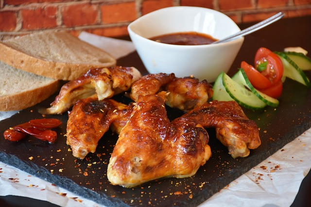 chicken wings - alette di pollo