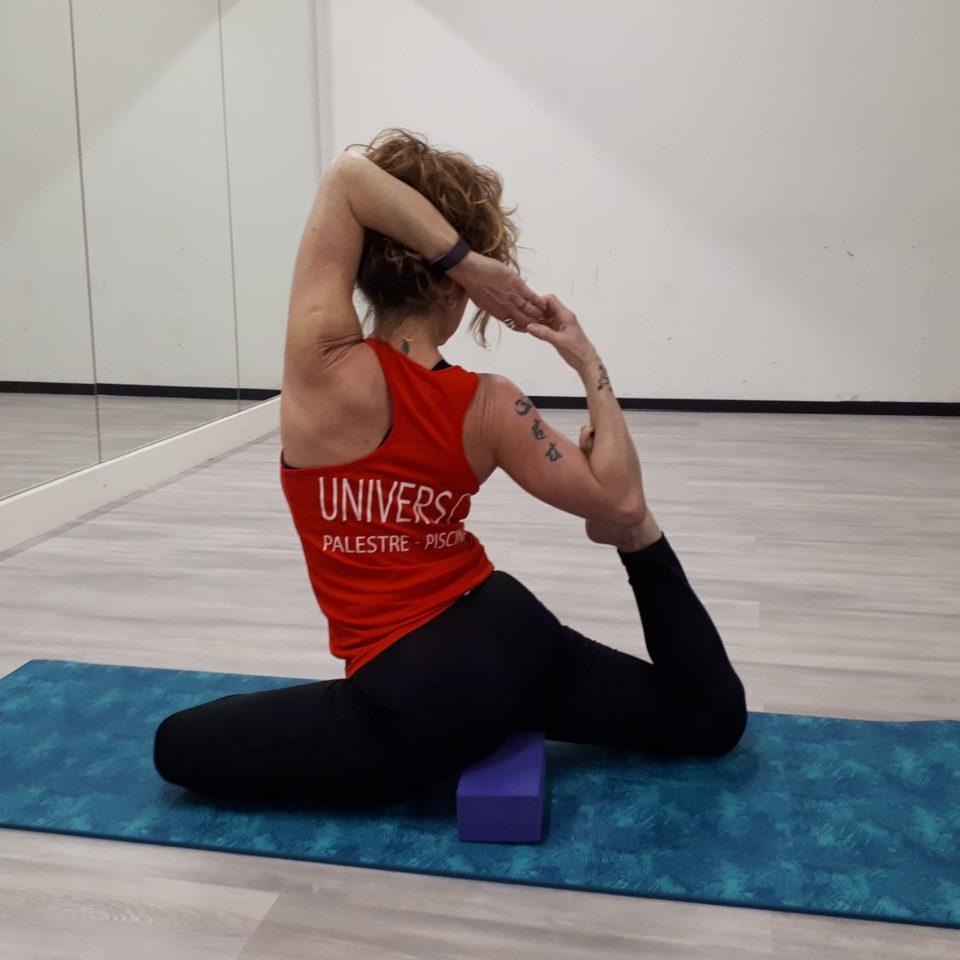 Yoga - un modo per ritrovarsii