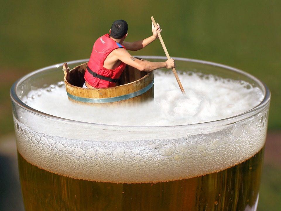 Birra biologica per il recupero post allenamento