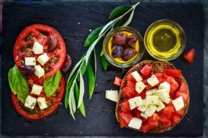 Dieta mediterranea un toccasana per la linea e la memoria
