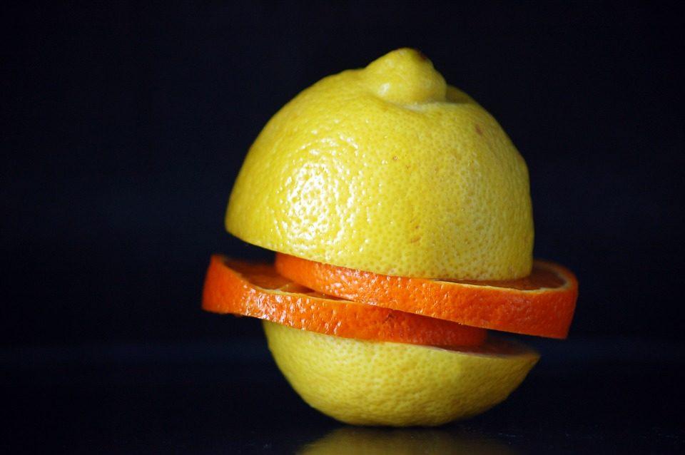 Il potere di arance e limoni contro le malattie causate da obesità