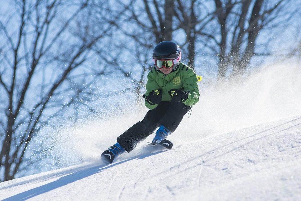 Lo sci per i bambini