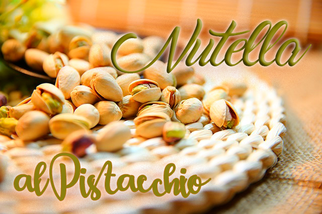 Nutella al Pistacchio