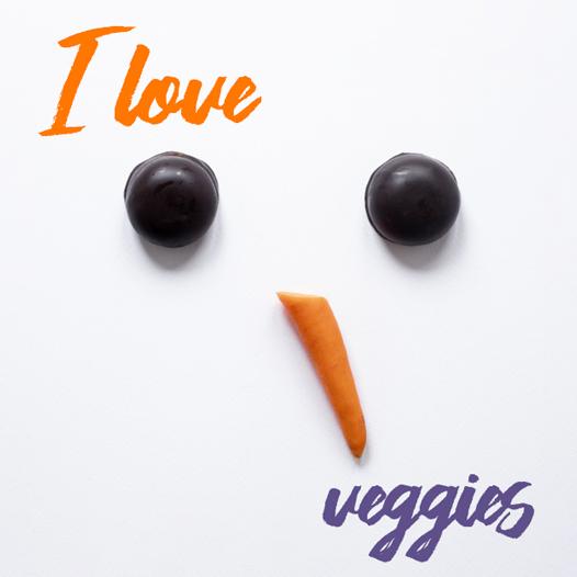 I love veggies