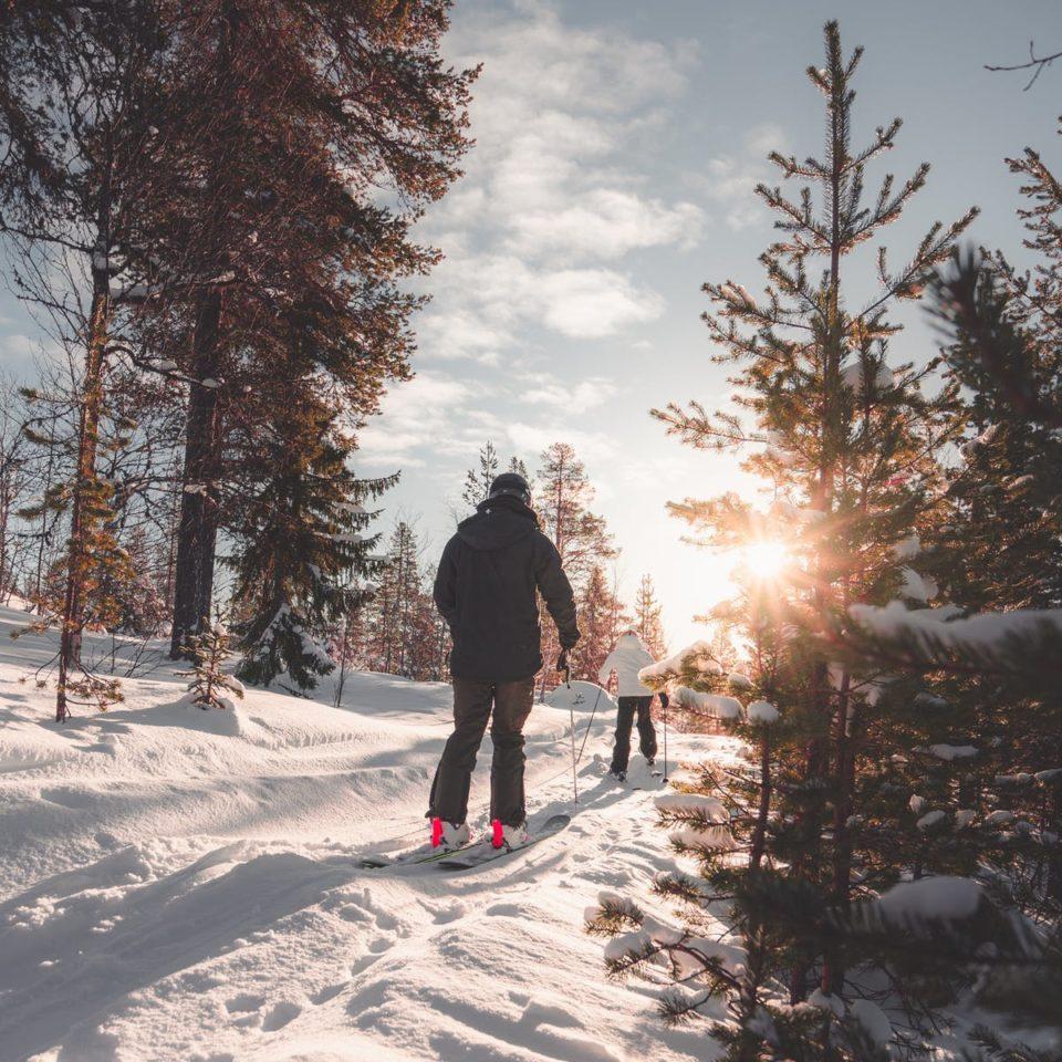 Incidenti sulle piste da sci ( e fuori):