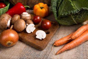 Involtini di verza vegetariani