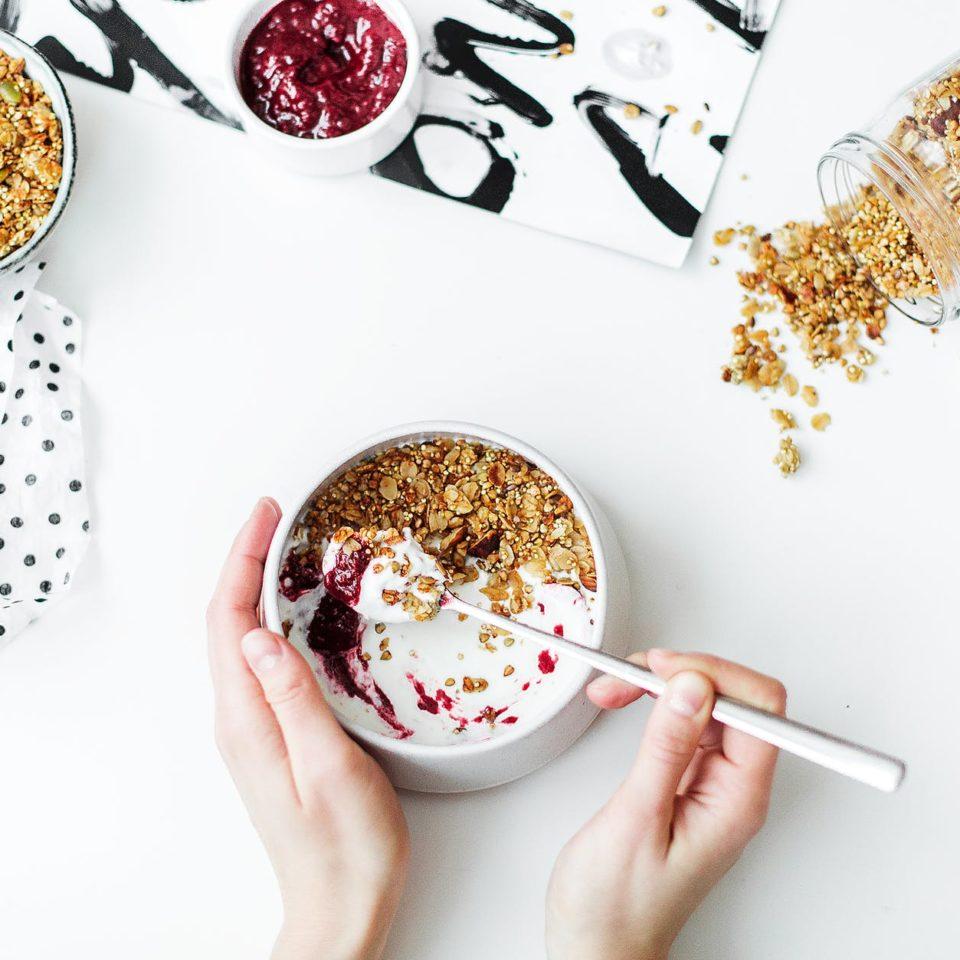 In forma con la colazione. Semplici gesti quotidiani