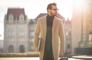 Uomo 2020. L'affermazione di un classico: il cappotto.