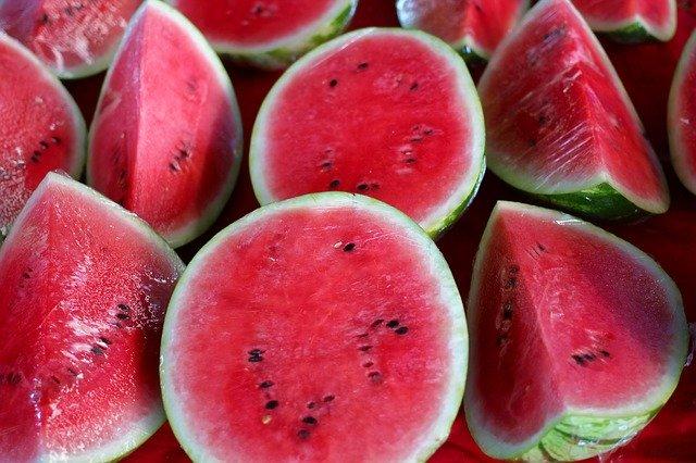 Cocomero e melone, delizie d'estate.