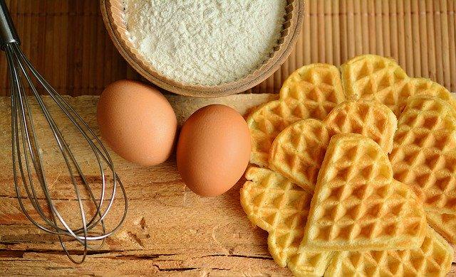 Uova, quante ricette sia dolci che salate.