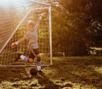 Sport sotto il sole